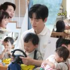 """Watch: 2PM's Junho And Chansung Immediately Bond With Yoon Sang Hyun's Kids On """"The Return Of Superman"""""""