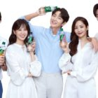 Watch: Lee Joon Gi, Park Min Young, Song Kang, Park Eun Bin, And Kang Ki Young Star In Beverage Commercial Together
