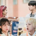 """Kang Min Ah, Park Ji Hoon, And More Enjoy A Fun And Eventful College Festival In """"At A Distance Spring Is Green"""""""