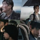 New Disaster Movie Starring Song Kang Ho, Jeon Do Yeon, Lee Byung Hun, Im Siwan, And More Unveils Dramatic Poster And Stills