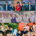 MSG Wannabe, BTS, NCT DREAM, And SEVENTEEN Top Monthly And Weekly Gaon Charts
