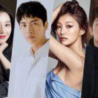 Kim Ji Won And Lee Min Ki, Lee El And Son Seok Gu Confirmed To Reunite In New Drama