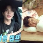 """Watch: SHINee's Key Goes On Trip With Friends + Jun Hyun Moo Reveals His Messy New Home For 1st Time In """"Home Alone"""" Preview"""