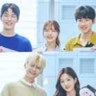 Watch: Minah, Kwon Hwa Woon, An Woo Yeon, Lee Jin Hyuk, And More Attend Script Reading For New Romance Drama