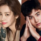 Han Ji Min Shows Support For Park Hyung Sik On Set Of His New Drama
