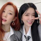 "Watch: WJSN's Dawon And Yeonjung Feature On Goo Jun Yeop (DJ Koo)'s Performance On ""Immortal Songs"""