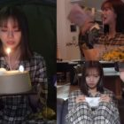 """Watch: Hyeri Can't Hold Back Tears During Her Last Day Filming """"My Roommate Is A Gumiho"""""""