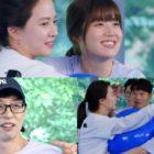Yoo Jae Suk Brings Up Yoon Eun Hye Again As Nam Ji Hyun And Ha Do Kwon Test Their Strength Against Song Ji Hyo And Kim Jong Kook