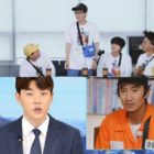"""Watch: """"Running Man"""" Mentions Lee Kwang Soo As The Unseen """"Criminal"""" In Upcoming Race In Preview"""