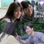 """Watch: Song Kang And Han So Hee Joke And Bicker With Each Other On Set Of """"Nevertheless"""""""