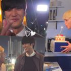 """Watch: Park Ji Hoon And Na In Woo Show Off Close Friendship + """"At A Distance Spring Is Green"""" Cast Celebrates Park Ji Hoon's Birthday"""