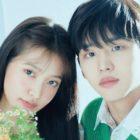 "Red Velvet's Yeri And PENTAGON's Hongseok Are Star-Crossed Lovers In New ""Blue Birthday"" Posters"