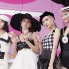 """BLACKPINK's """"Ice Cream"""" Becomes Their 8th Group MV To Hit 600 Million Views"""