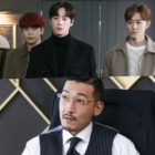 """SHAX Members Go Against Their Agency CEO Gong Jung Hwan In """"Imitation"""""""