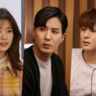 """Jung So Min Encounters Awkward Situation With Kim Ji Suk And Jung Gun Joo In """"Monthly Magazine Home"""""""