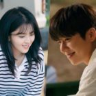 """Chae Jong Hyeop Looks At Han So Hee With Sweet Affection While On A Date In """"Nevertheless"""""""