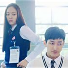 """Watch: Jinyoung Follows His Crush Krystal Into """"Police University"""" + Gets On Cha Tae Hyun's Bad Side In Fun New Teaser"""