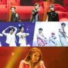"""Tea Party, SHAX, Sparkling, And LA LIMA Shine Bright In End-Of-Year Performance On """"Imitation"""""""