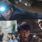 """Lee Kwang Soo, Cha Seung Won, And More Find Their Lives Changed In Blink Of An Eye In """"Sinkhole"""""""