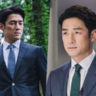 """Ji Jin Hee Is A Trusted News Anchor Hiding A Dark Secret In Upcoming Drama """"The Tragedy Of One"""""""