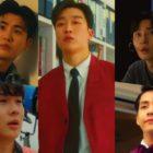 "Watch: Peakboy Drops Fun MV For ""Gyopo Hairstyle"" Featuring BTS's V, Park Seo Joon, Park Hyung Sik, Choi Woo Shik, And More"