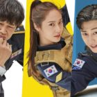 """""""Police University"""" Introduces Main Characters With Fun And Vivid Individual Posters"""