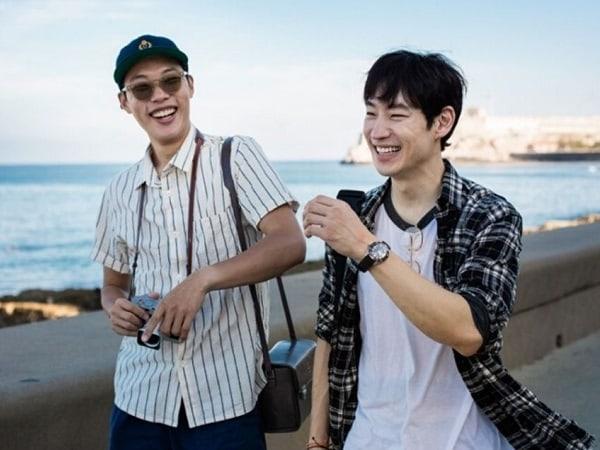 Lee Je Hoon Traveler