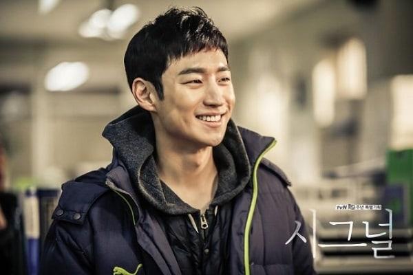 Lee Je Hoon Signal