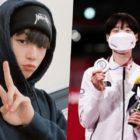 Kang Daniel Congratulates Olympic Silver Medalist & His Longtime Fan Lee Da Bin