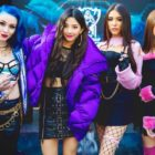 """Virtual Girl Group K/DA (Ft. (G)I-DLE's Voices) Goes Gold In U.S. With """"POP/STARS"""""""
