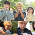 """Watch: Park Ji Hoon, Kang Min Ah, And Bae In Hyuk Enjoy Their Final Day Of Filming """"At A Distance Spring Is Green"""""""