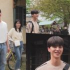 """Watch: Han So Hee, Song Kang, And Chae Jong Hyeop Work Diligently To Film Their Tense 1st Meeting In """"Nevertheless"""""""