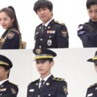 """Watch: Krystal, Jinyoung, Cha Tae Hyun, And More Brighten Up """"Police University"""" Poster Shoot Set"""