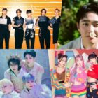 BTS, EXO's D.O., TXT, BLACKPINK, And SEVENTEEN Claim Top Spots On Billboard's World Albums Chart