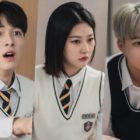"Nam Da Reum Is Petrified At The Sight Of Yoo Seon Ho Next To Kim Sae Ron In ""The Great Shaman Ga Doo Shim"""