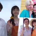 """Watch: Kwon Hwa Woon, Girl's Day's Minah, And More Have Playful Chemistry During Poster Shoot For """"Check Out The Event"""""""