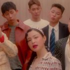 """Watch: Lee Hi Applies Her """"Red Lipstick"""" In MV For Comeback Track Featuring Yoon Mi Rae"""