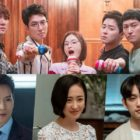 """""""Hospital Playlist 2"""" Reclaims No. 1 Spot As Most Buzzworthy Drama + """"The Devil Judge"""" Cast Continues To Dominate Actor Ranking"""
