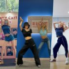 """Somi Dances With Kim Sejeong, Choi Ye Na, (G)I-DLE's Jeon Soyeon, And More For """"DUMB DUMB"""" Challenge"""