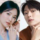 Song Hye Kyo And Jang Ki Yong's New Drama To Pre-Record Press Conference Due To His Military Enlistment