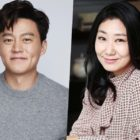 Lee Seo Jin And Ra Mi Ran Confirmed To Star In New Comedy Drama