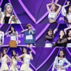 """Watch: """"Girls Planet 999"""" Unveils More Talented Performances + Reveals Top 9 Rankings"""