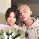 Yoo Ah In Shows Love For Song Hye Kyo + She Responds