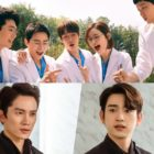 """""""Hospital Playlist 2"""" Continues Reign As Most Buzzworthy Drama + Ji Sung And GOT7's Jinyoung Top Actor Ranking"""