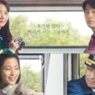 Girls' Generation's YoonA, Park Jung Min, And More Go For An Adventurous Train Ride In Poster For New Film