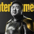 """Upcoming Marvel Studios Movie """"The Eternals"""" Unveils Gripping Character Poster Of Ma Dong Seok"""