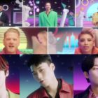 """Watch: ATEEZ's Yunho, San, And Jongho Feature In """"A Little Space"""" Collaboration MV With Pentatonix"""