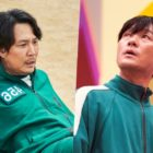 """Lee Jung Jae And Park Hae Soo Are Two Sides Of The Same Coin In """"Squid Game"""""""