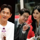 """On Joo Wan Reveals Why He Was Surprised By """"The Penthouse"""" Co-Stars Kim So Yeon And Uhm Ki Joon During Filming"""