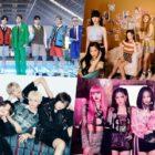BTS, Red Velvet, TXT, BLACKPINK, NCT, And SEVENTEEN Rank High On Billboard's World Albums Chart